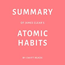 Summary of James Clear's Atomic Habits