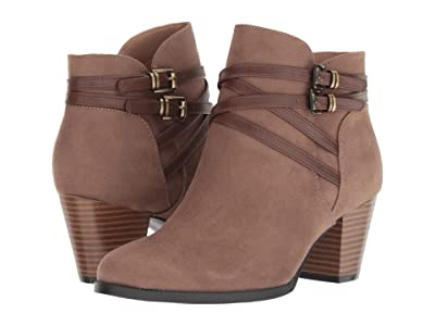 LifeStride Jezebel (Tan Dusty) Women