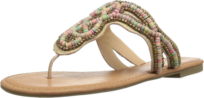 Report Womens Imogene Flat Sandal