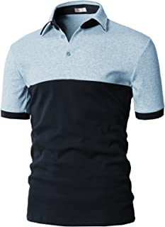 Mens Casual Slim Fit Polo T-Shirts of Various Styles and Designed