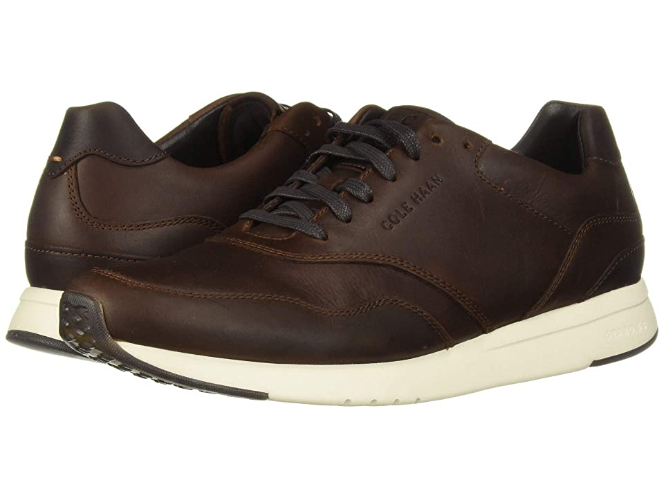 Cole Haan Grandpro Running Sneaker (Mesquite/Dark Coffee) Men