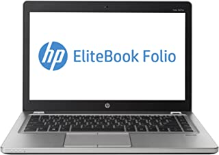 HP EliteBook Folio 9470M 14inch Intel Core i5-3427U 1.8GHz 8GB 180GB SSD Windows 10 Pro , Steel Gray (Renewed)