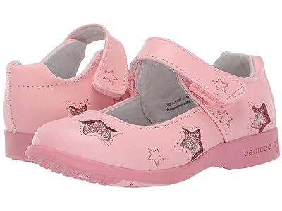 pediped Sophia Flex (Toddler/Little Kid) (Pink) Girl