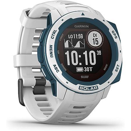 Garmin Instinct Solar Surf Robuste Gps Smartwatch Mit Elektronik