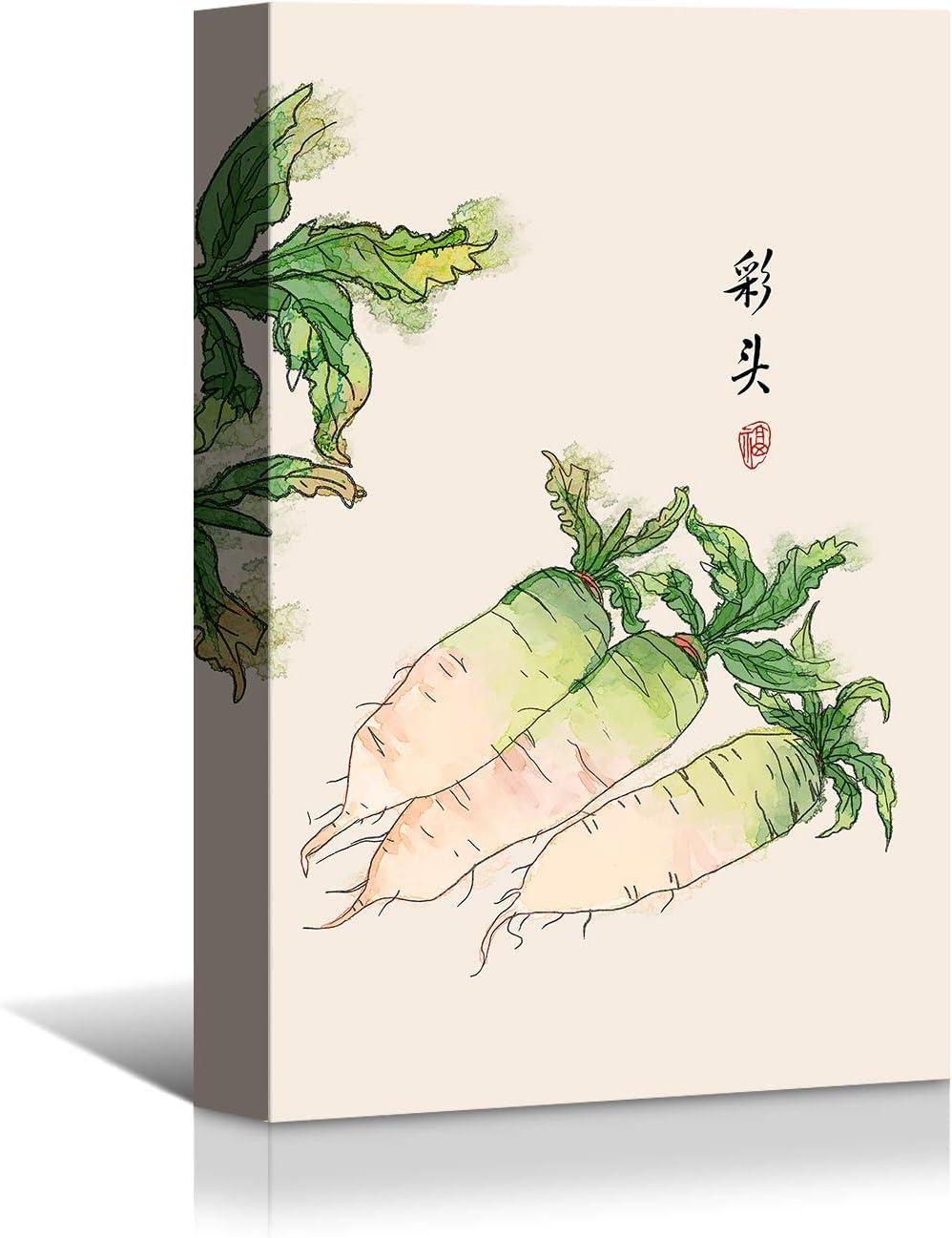 定番から日本未入荷 Looife Chinese Style Canvas Wall 永遠の定番モデル Art 36x48 Painting Ink - G Inch