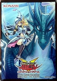 (70) Yu-gi-oh Dark Magician Girl the Dragon Knight Card Sleeves 70 Pieces 6390mm