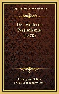 Der Moderne Pessimismus (1878)