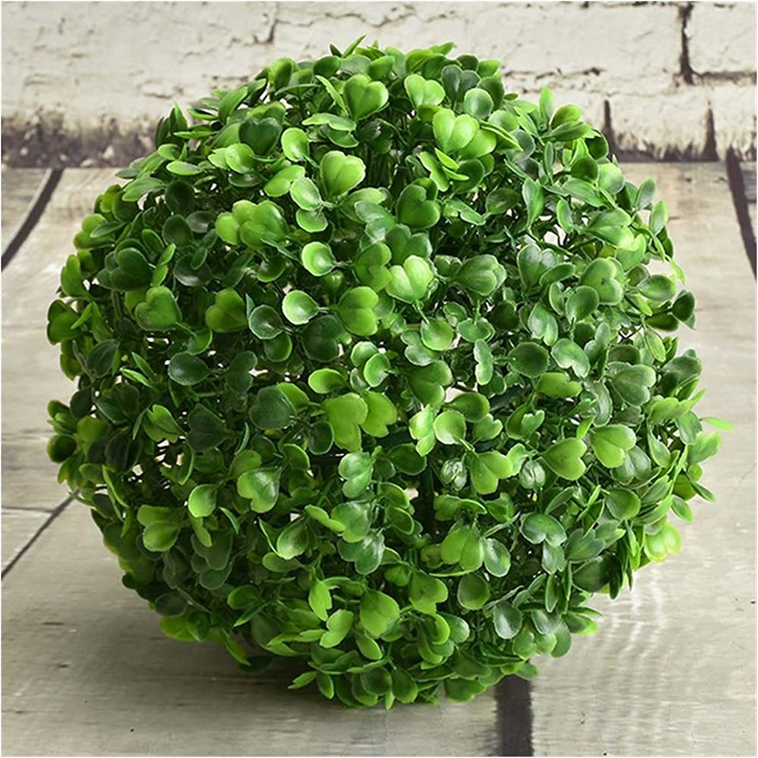 Realistic Max 48% OFF Faux Plants Artificial SEAL limited product Plant Topiary Ball Le Tree