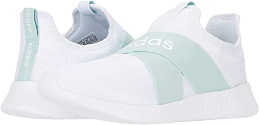 Footwear White/Green Tint/Dove Grey