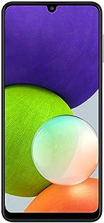 SAMSUNG Galaxy A22 5G Dual SIM, 64GB, 4GB RAM, Violet UAE Version