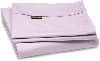 REKOOP Eco-Friendly Sheets, Cotton Rich, Smooth Percale Weave, 4 Piece Full, 15