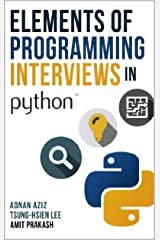 Elements of Programming Interviews in Python: The Insiders' Guide 2016 Kindle Edition