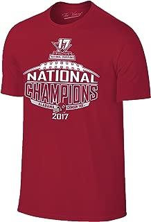 Original Retro Brand NCAA Mens Tv1001-vcl6064a- Mens Champs Tee - 2 Print