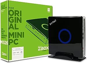ZOTAC ZBOX-MI526-U ZBOX M Series Mini PC 7th Gen Core i3-7100U CPU Intel HD Graphics Barebones System