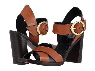 Franco Sarto Willis (Brown Leather) Women