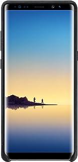Samsung Note 8 Alcantara Cover - Funda para Samsung Galaxy Note 8, color negro- Version española