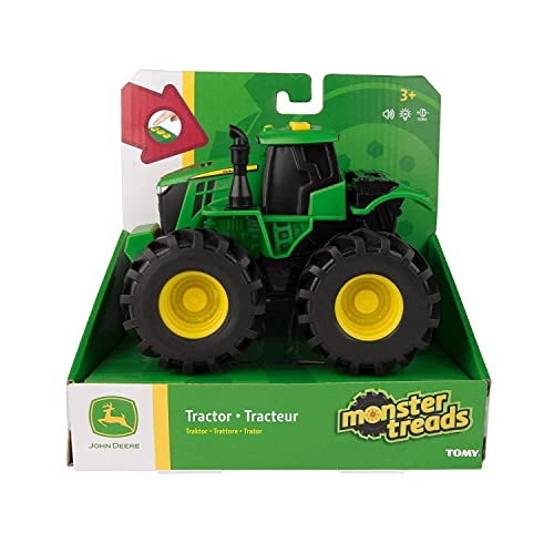 af1e417b6a5 John Deere Preschool Mega Monster Wheels Vehicles and Playsets - Suitable  From 3 Years