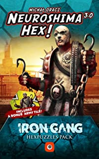 Portal Games  Neuroshima Hex Iron Gang Puzzle