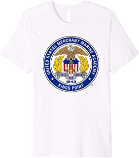 USMMA Kings Point Mariners NCAA T-Shirt PPUSMMA01