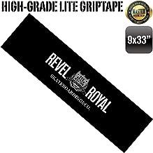 レベルロイヤル(Revel Royal) スケートボード スケボー デッキ テープ 9x33インチ REVEL ROYAL LOGO レベルロイヤル ロゴ グリップテープ SKATEBOARD GRIPTAPE