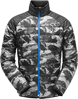 Spyder Men's Glissade Full Zip Primaloft Insulator Jacket