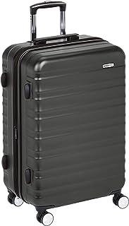 حقيبة بريميوم بتصميم صلب وعجلات دوارة مع قفل نظام الحماية تي اس ايه مدمج من امازون بيسكس