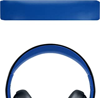 Geekria Protein - Almohadilla de repuesto para auriculares estéreo inalámbricos Playstation Gold PS3 PS4 Playstation 4 CECHYA-0083 para la diadema/almohadilla de repuesto (azul)