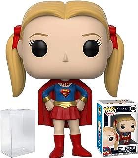 supergirl funko pop tv
