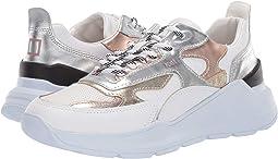 Silver Platinum Laminated