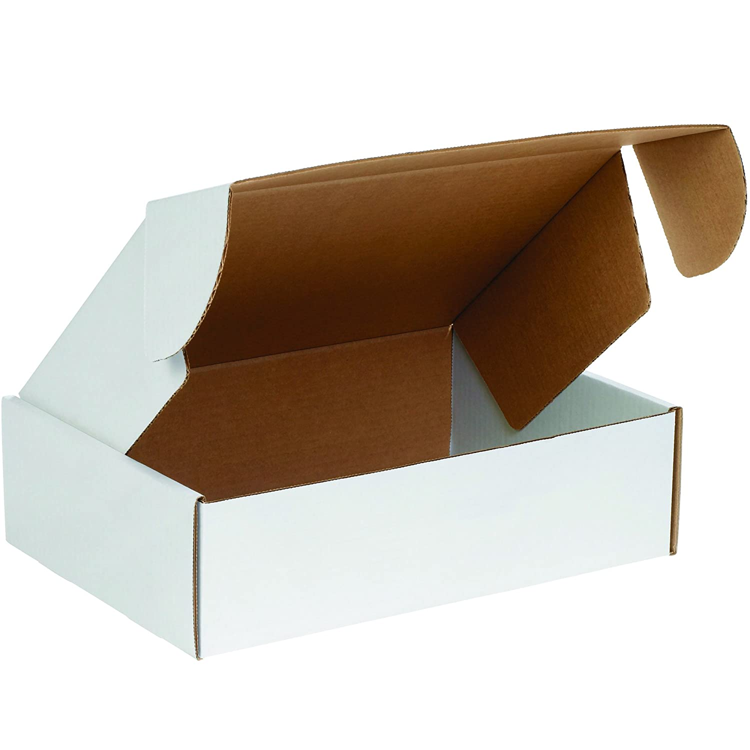 Boxes Inventory cleanup selling sale Fast BFMFL16124 Price reduction Deluxe Literature 16 x Mailers Cardboard