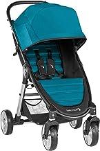Baby Jogger City Mini 2 de 4 Ruedas Capri. Silla de paseo desde nacimiento hasta 22kg. Color turquesa