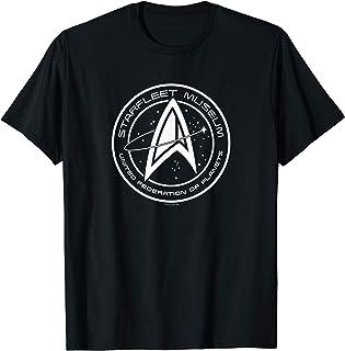 Star Trek Starfleet Museum T-Shirt