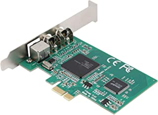 Capture Card, Smooth Practical Video Capture Card, Durable Portable for Banking Medical