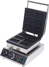 Sponsored Ad - CNCEST Commercial Belgian Maker Waffle Iron 1500W Stainless Steel Waffle Maker Electric Waffle Machine with...