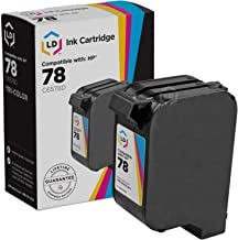LD Remanufactured Ink Cartridge Replacement for HP 78 C6578D (Color)