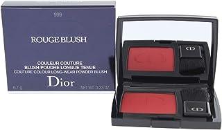 Christian Dior Rouge Blush - 999 Satin Finish for Women 0.23 oz Blush