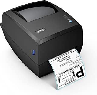 Sponsored Ad - Thermal Label Printer-iDPRT Shipping Label Maker,Direct Thermal Label Printer,USB Label Printer,150mm/s-4X6...