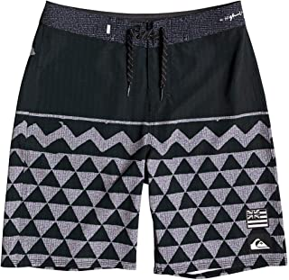QUIKSILVER Boys' Big Highline Hawaii Variable Youth Boardshort Swim Trunk