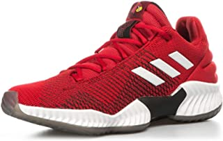 adidas Pro Bounce 2018 Low, Chaussures de Basketball Homme