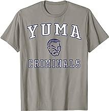 yuma high school criminals t shirt
