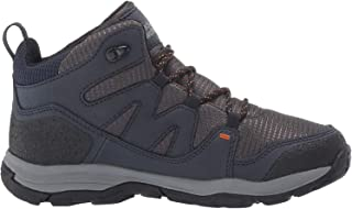 Jack Wolfskin Kids' MTN Attack 3 Texapore Mid Waterproof Hiking Boot