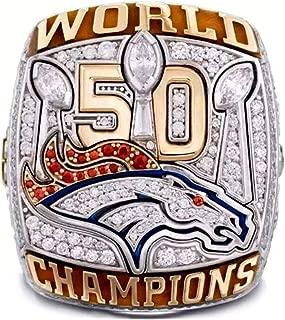1998 broncos super bowl ring