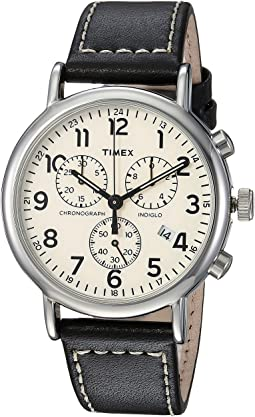 Timex - Weekender Chrono Strap Watch