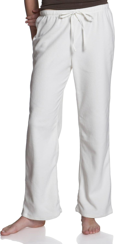 Nautica Women's Solid Microfleece Pant