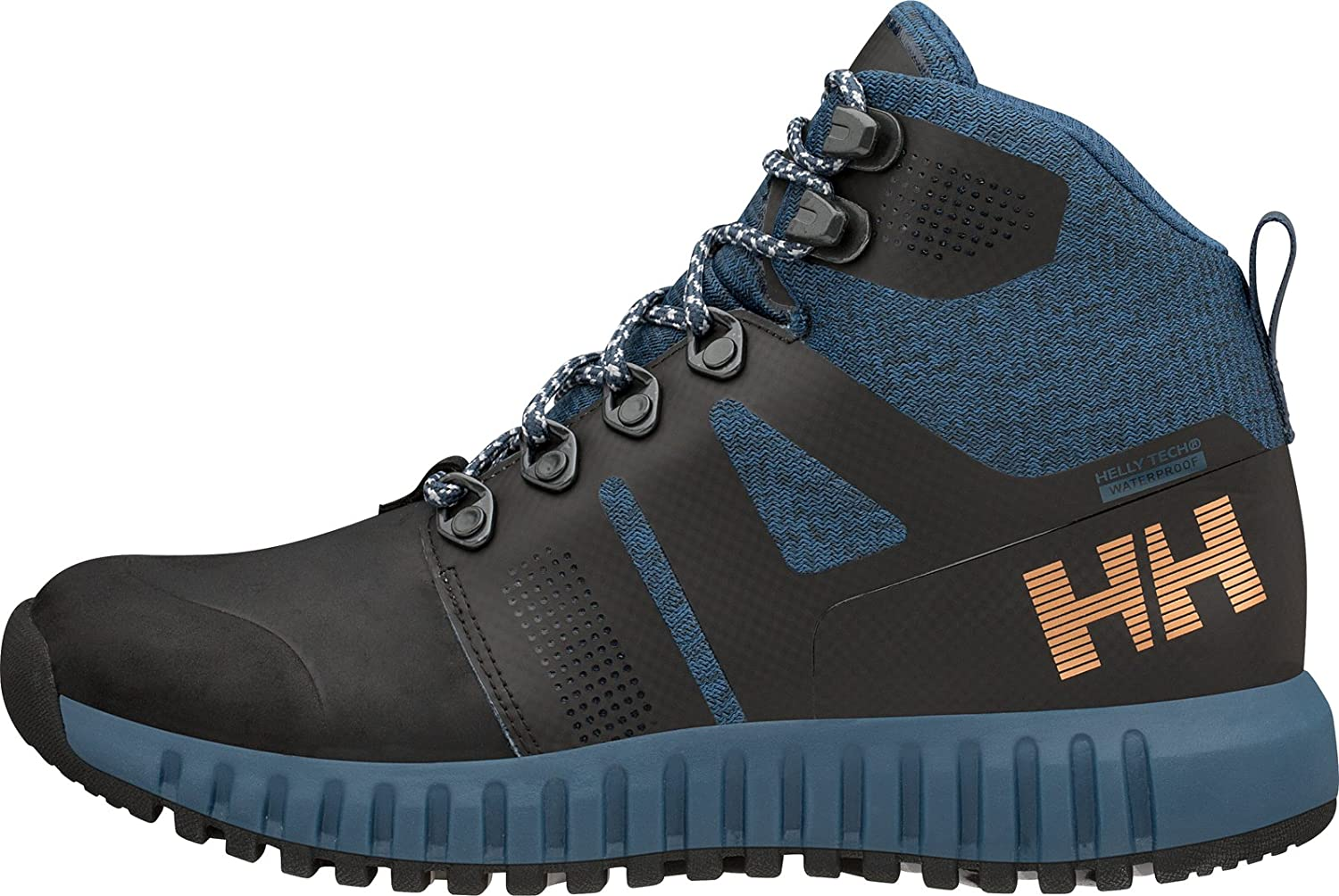Helly Hansen Women's W Vanir Gallivant Ht High Rise Hiking Boots Black Black Black Silver Gre 992
