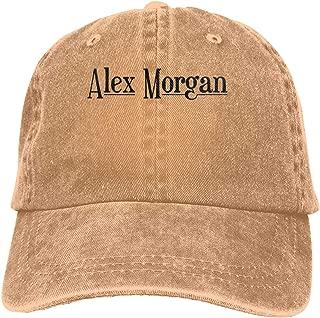 MHT3AC Alex-Morgan Adult Cowboy Hat Baseball Cap Adjustable Athletic Hat