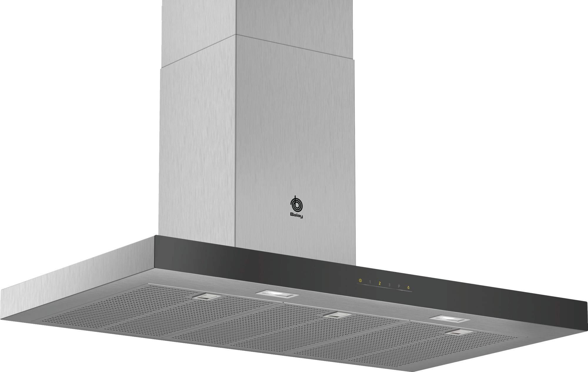 Balay 3BC097GNC - Campana, color negro: 318.47: Amazon.es: Grandes electrodomésticos