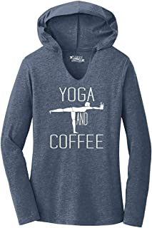 Best yoga and coffee shirt Reviews