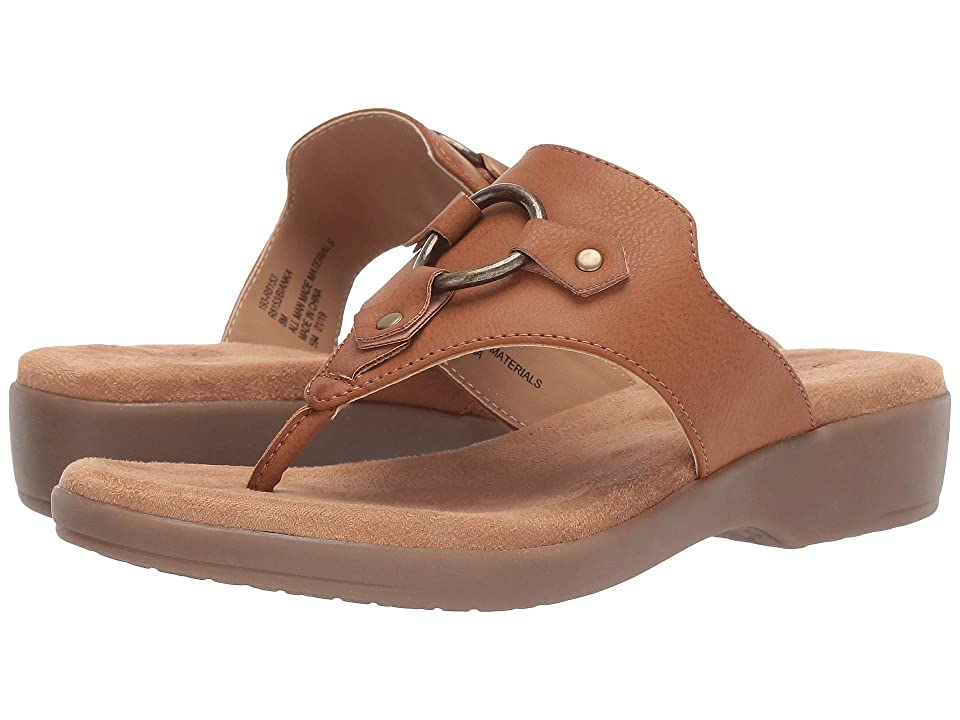 Rialto Bianka (Natural Burnished Smooth) Women