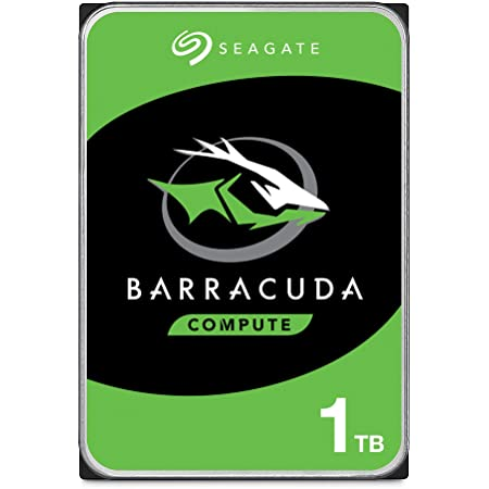 "Seagate ST1000DM010 Barracuda - Disco Duro Interno, 1TB, 3.5"""